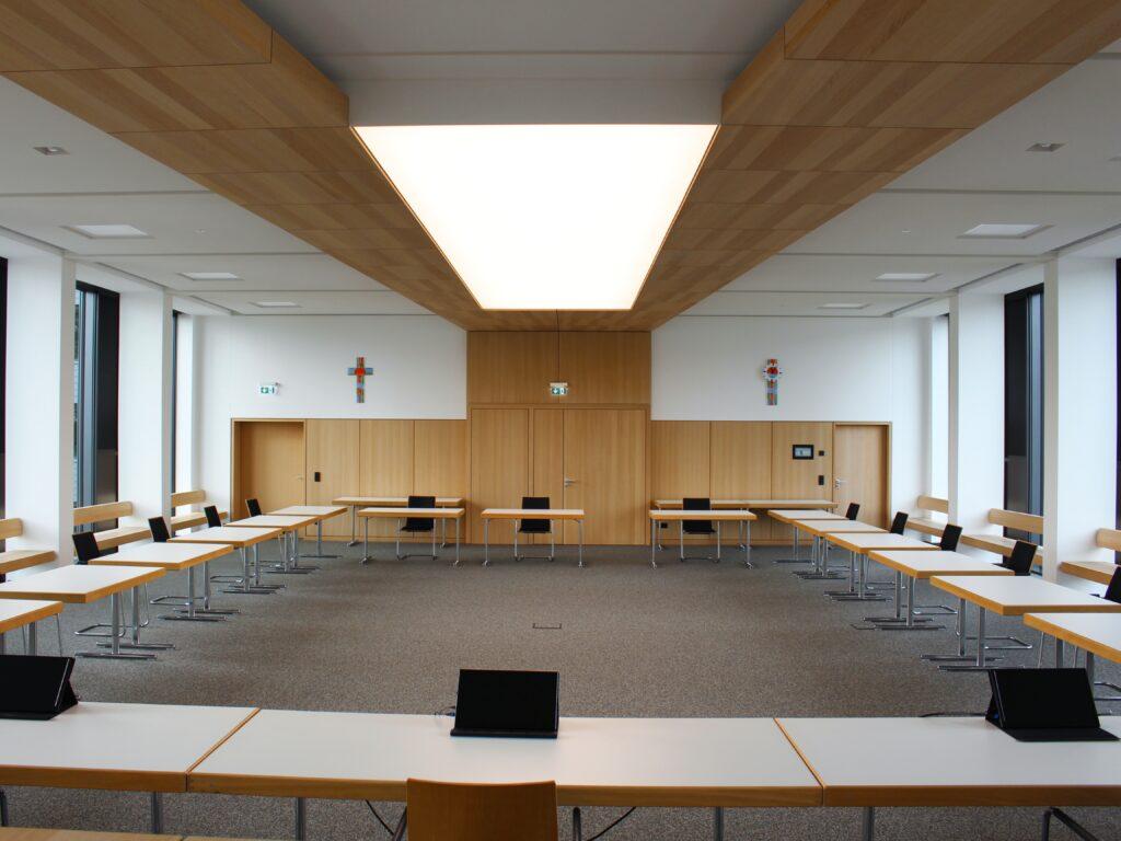 Sitzungssaal Landratsamt Dillingen