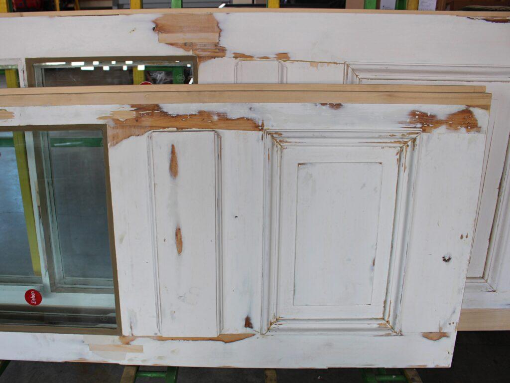 Restauration Türen